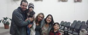 A família do Hicham: paz e dignidade