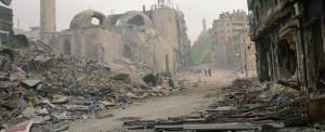 Síria: conflito é a maior crise humanitária desde a Segunda Guerra