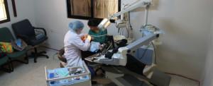 Jordânia: clínica em funcionamento, primeiro passo dado