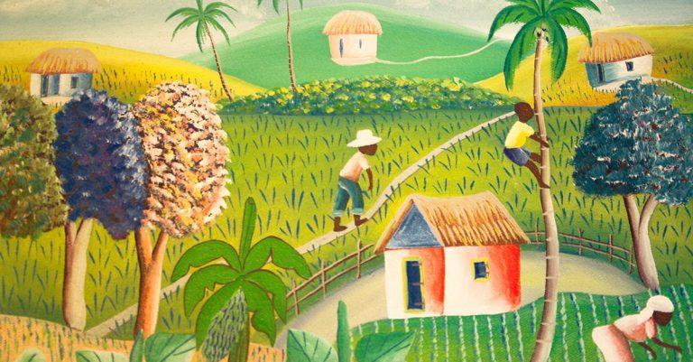 Haiti: Redimindo o futuro através da arte