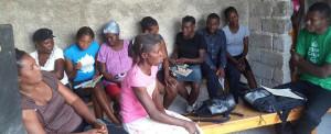 Haiti: reinvestimento para mudar a história das famílias em Ticajou