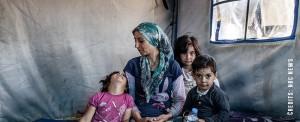 Oriente Médio: Aisha, alcançada em sua dor