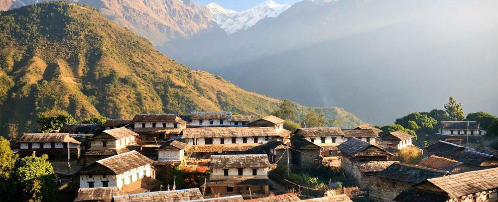 Nepal: esforço por dias melhores