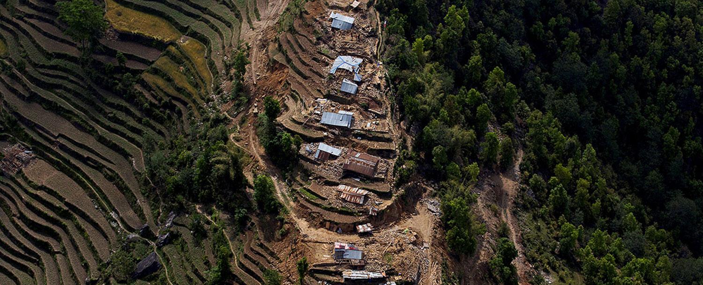 Nepal: preparativos para o novo campo