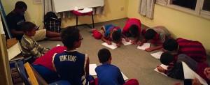 Nepal: firmando os pés na Palavra
