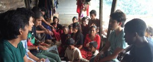 Nepal: família que cresce