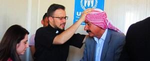 Oriente Médio: encorajamento e serviço