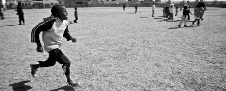 Guiné-Bissau: treino de futebol e discipulado para a vida