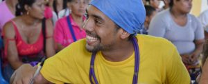 Colômbia: brigada médica
