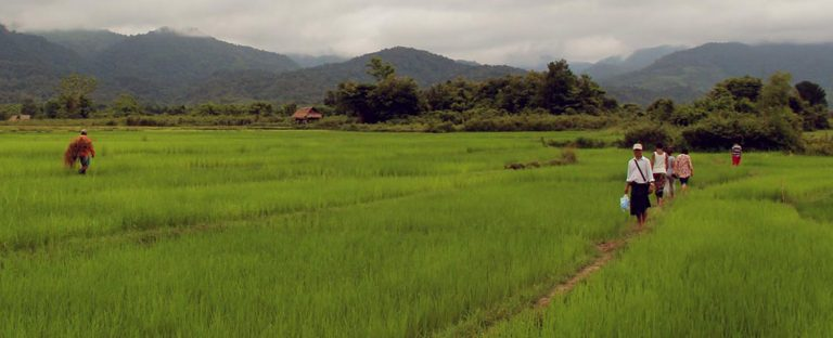 Sudeste Asiático: projeto Vida Myanmar