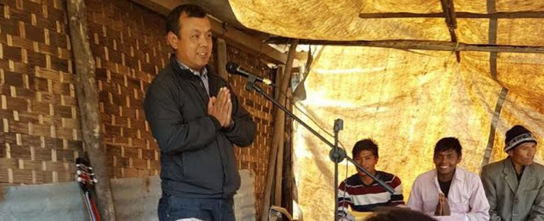 Nepal: frutos de esperança