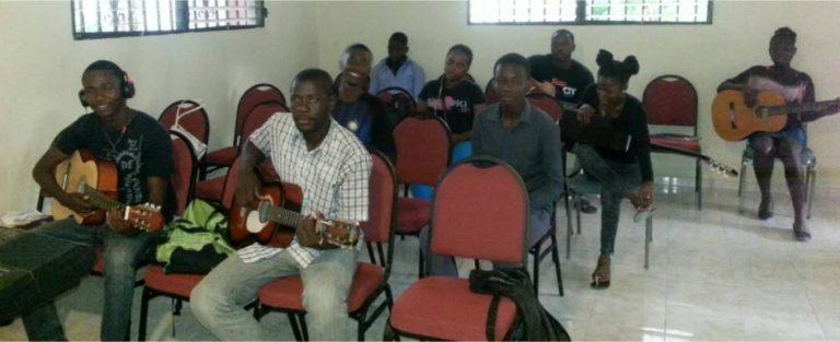 Haiti: música ao alcance de todos