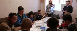Ásia Central: tempo de gratidão