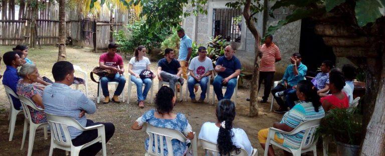 Colômbia: testemunhando do amor de Cristo em áreas remotas