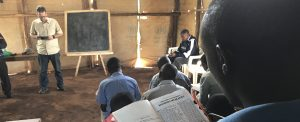 Uganda: sonhando e vivendo os pequenos começos
