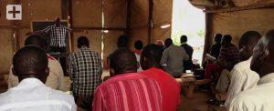 Uganda: Mensageiros das Boas Novas