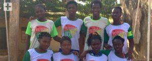 Guiné-Bissau: futebol só para meninas