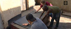 Uganda: nossa equipe cresceu
