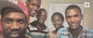Haiti: uma nova língua