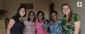 Uganda: mãos de esperança